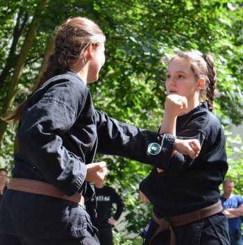 Karate Frauen